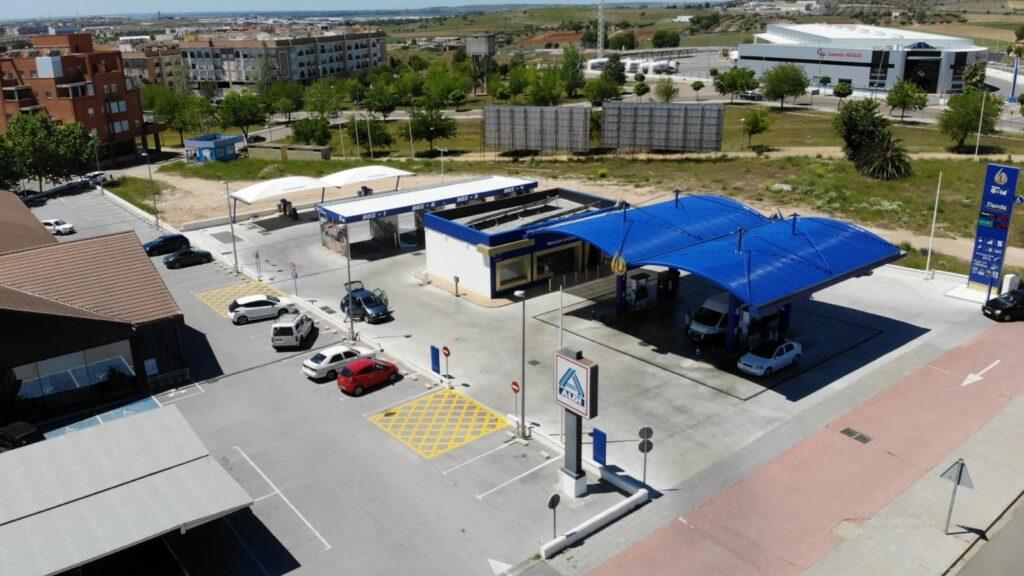 Gasolinera Merida